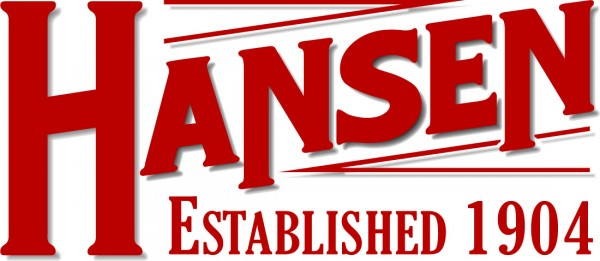 HANSEN STORAGE logo