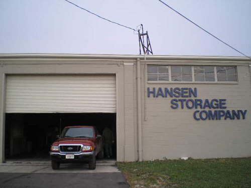 Hansen Auto, Boat & RV Storage - 412 S. Water Street - Milwaukee