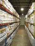 Companies throughout greater Milwaukee trust Hansen Storage with their business documents.