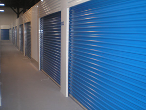 Hansen Self Storage - •Well lit and secure. We'll move in new renters for free!